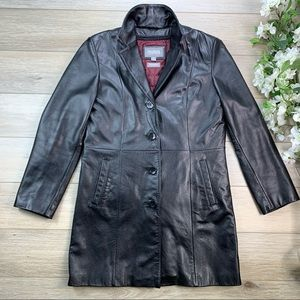 Wilson's Leather With Thinsulate Insulation Jacket